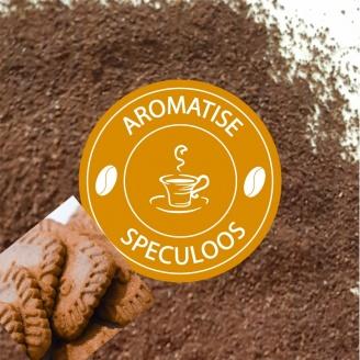 café moulu aromatisé spéculoos