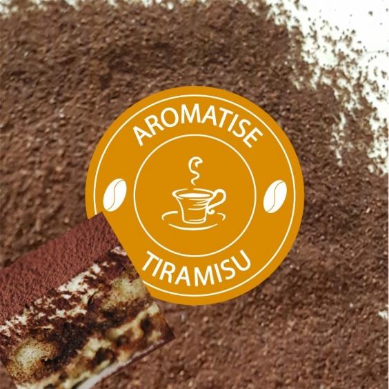 Café Moulu Aromatisé Tiramisu