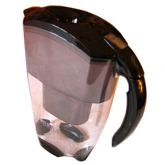 Carafe Filtrante Elemaris Cool 2,4l Noire Brita