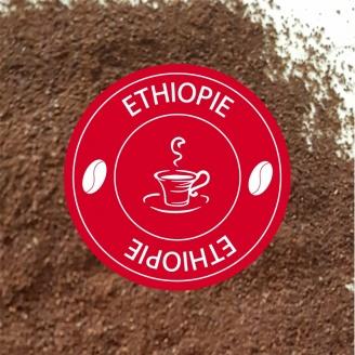 Moka Yrgacheffe Sidamo -  Café Moulu Pure Origine