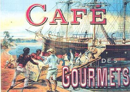 cafe des gourmets