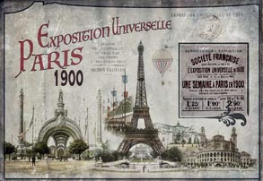 Exposition Unviverselle 1900