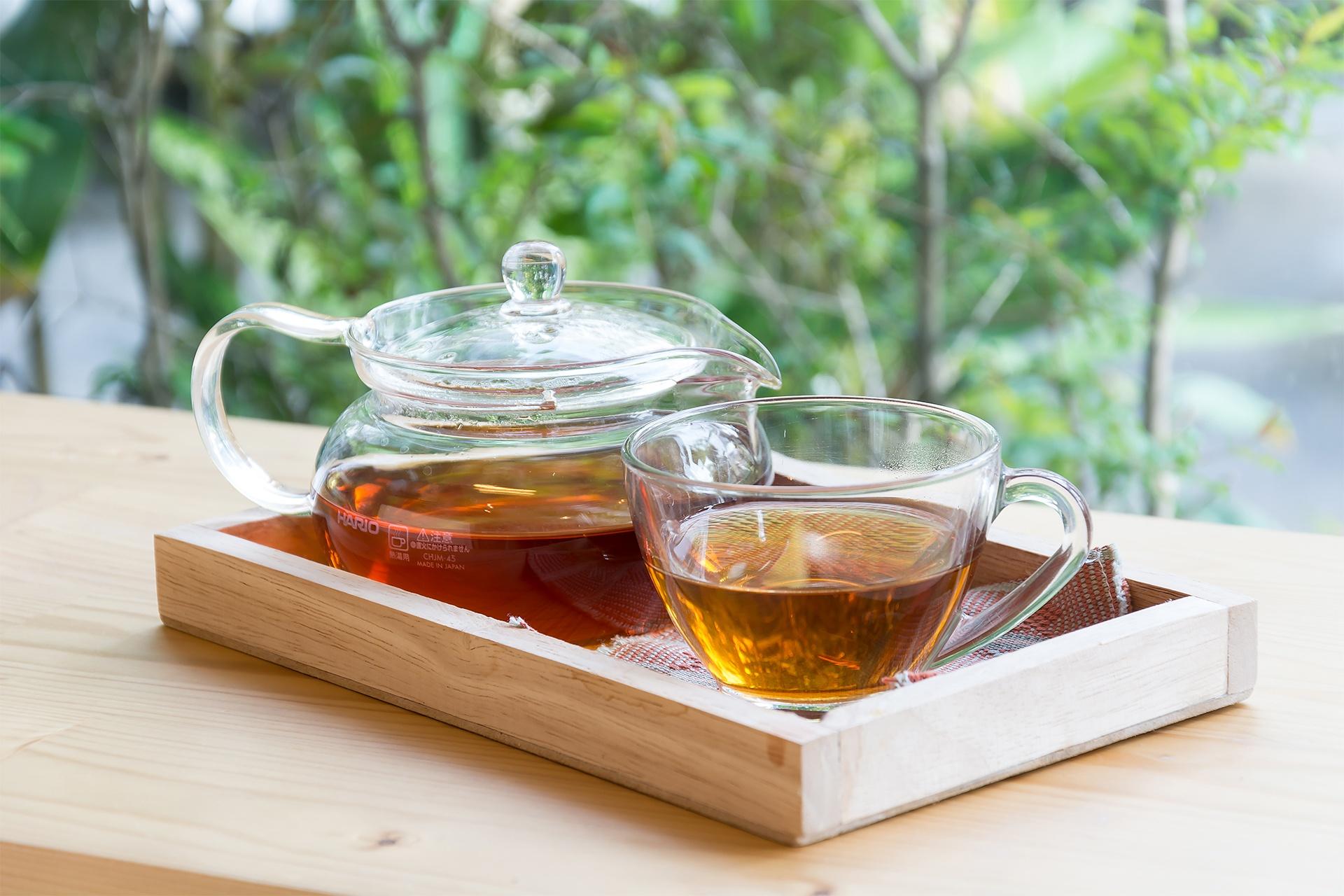 3 bonnes raisons de boire du thé