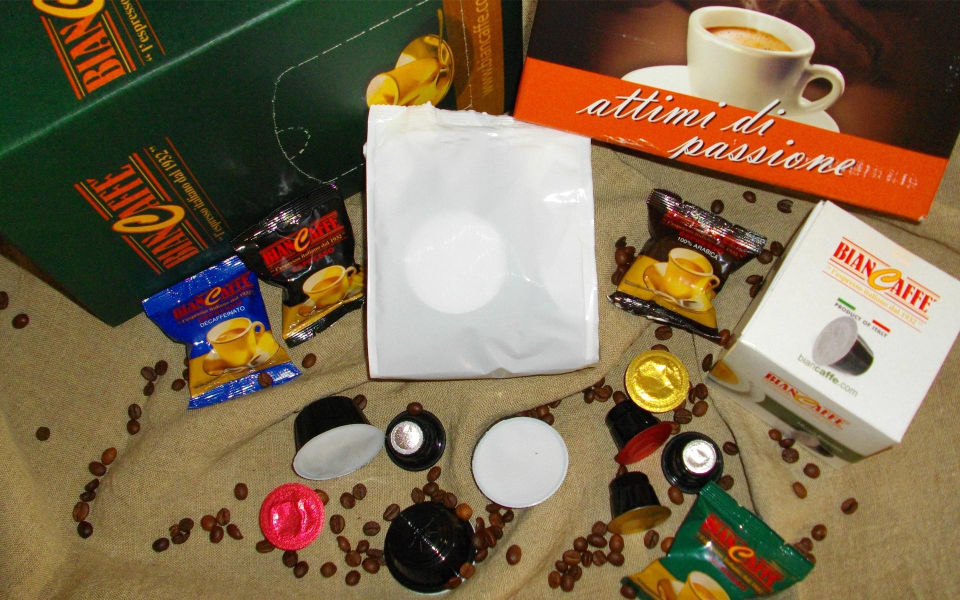 Biancaffe, l'espresso italien depuis 1932